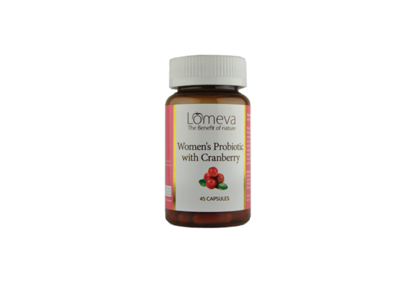 Women's Probiotic With Cranberry