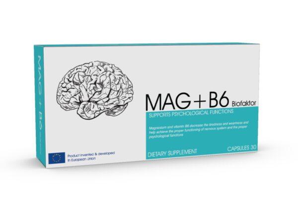 Mag + B6 Biofaktor