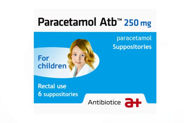 Paracetamol Atb® 250 mg