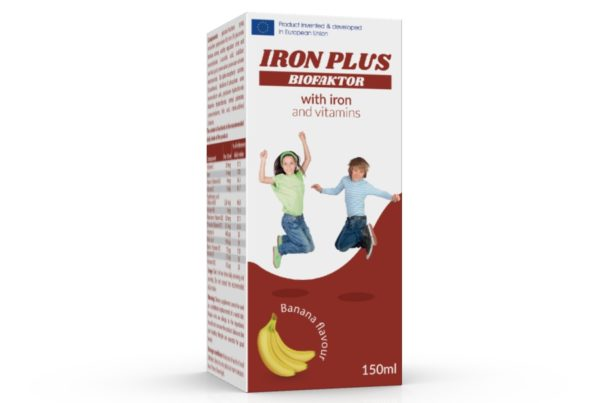 Iron Plus Biofaktor