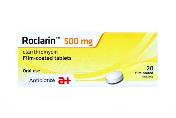 Roclarin 500mg
