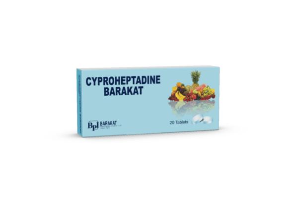 Cyproheptadine Tab