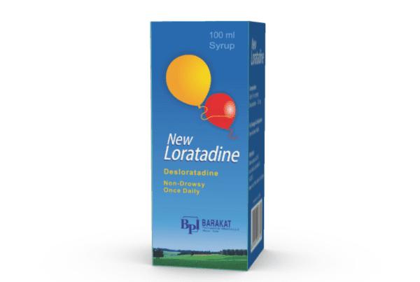 New Loratadine