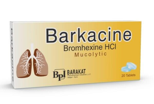 Bromhexine Tablet