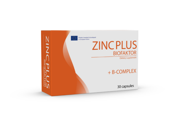 Zinc Plus Biofaktor